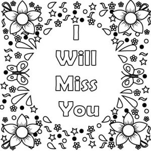 miss you coloring pages i miss you grandma coloring page tracing twisty noodle coloring you miss pages