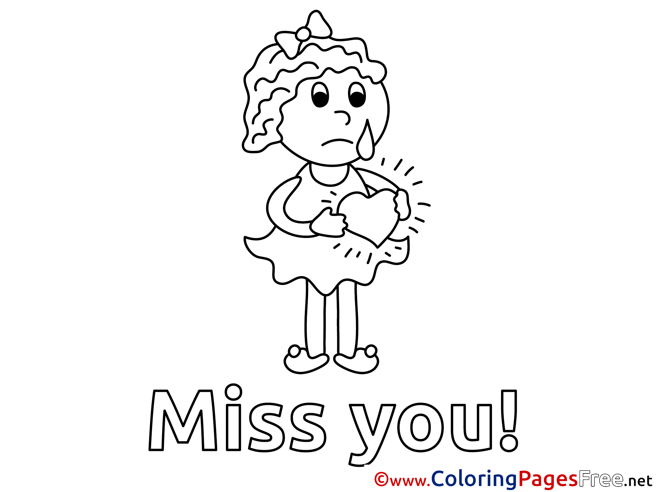miss you coloring pages i will miss you coloring page tracing twisty noodle you coloring pages miss
