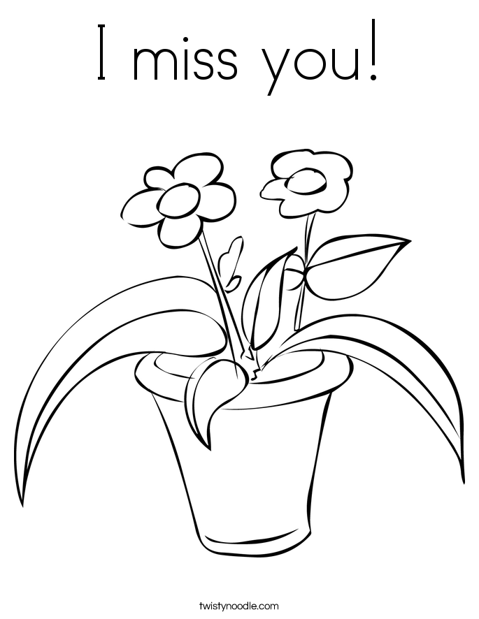 miss you coloring pages we will miss you coloring pages at getdrawings free download pages miss coloring you