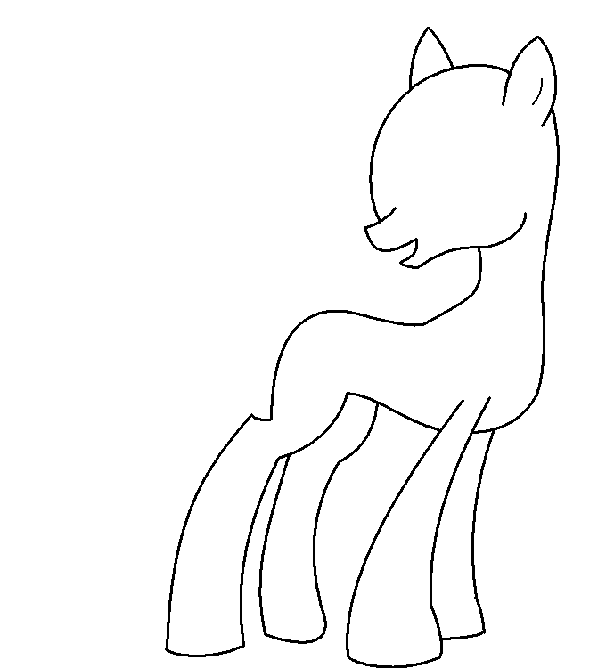 mlp coloring base mlp base coloring pages base coloring mlp