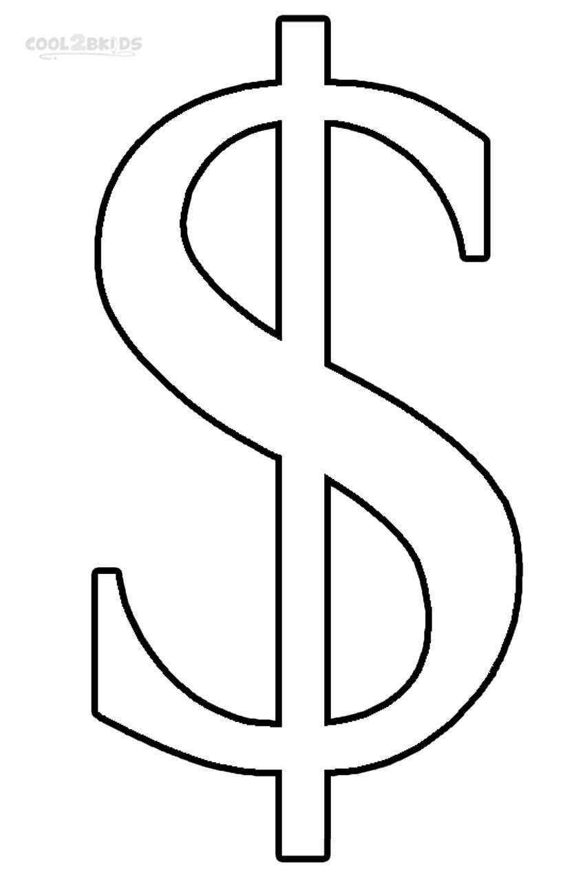 money coloring pages free money coloring pages dollar bills pages money coloring