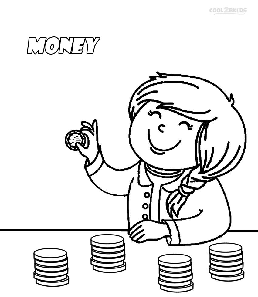 money coloring pages money coloring page 36 wecoloringpagecom coloring money pages