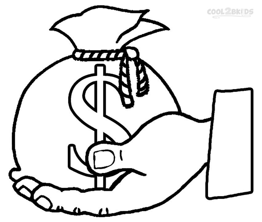 money coloring pages money coloring pages to download and print for free money coloring pages