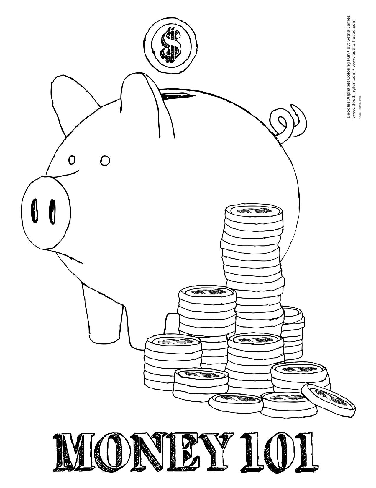money coloring pages pretty fun money coloring page pages coloring money