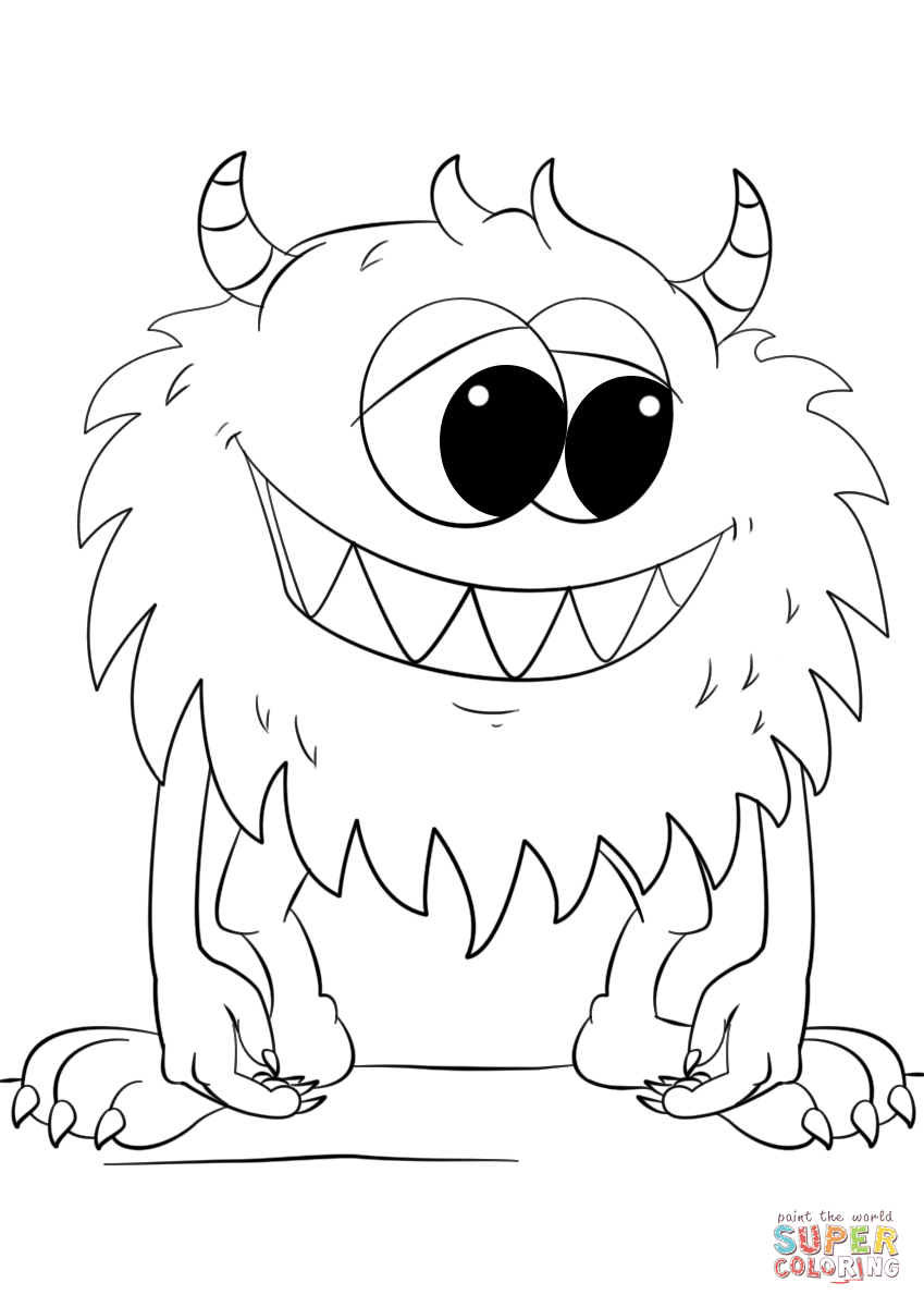 monster coloring sheets fun coloring pages monsters university coloring pages coloring monster sheets