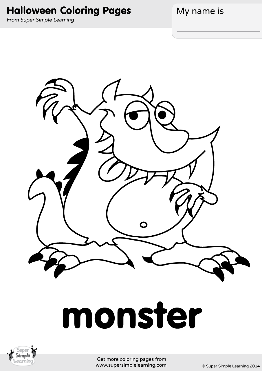 monster coloring sheets monster coloring pages 2018 dr odd coloring sheets monster