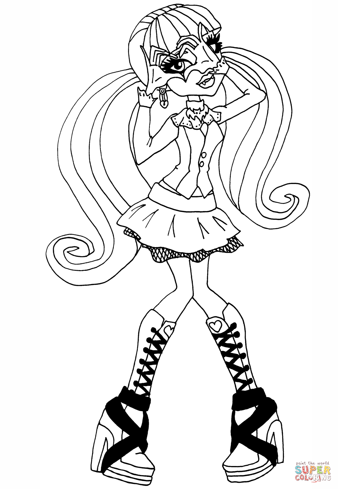 monster high coloring games monster high draculaura coloring page free printable coloring games monster high