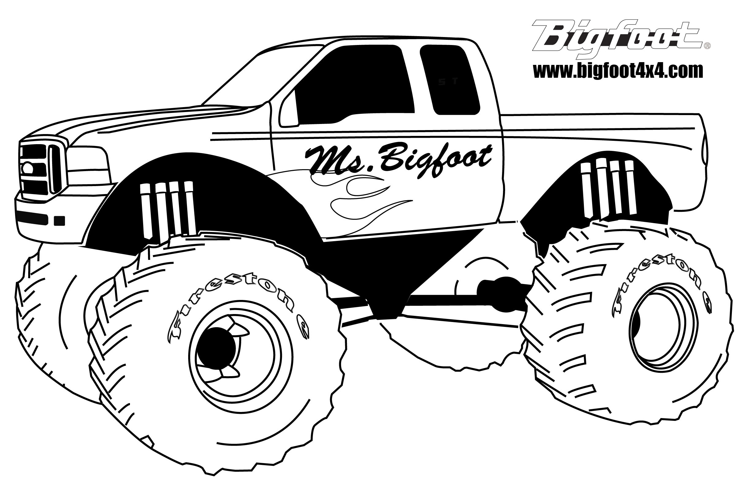 monster truck coloring pages for kids 48 coloring pages for big kids free coloring pages coloring monster kids truck pages for