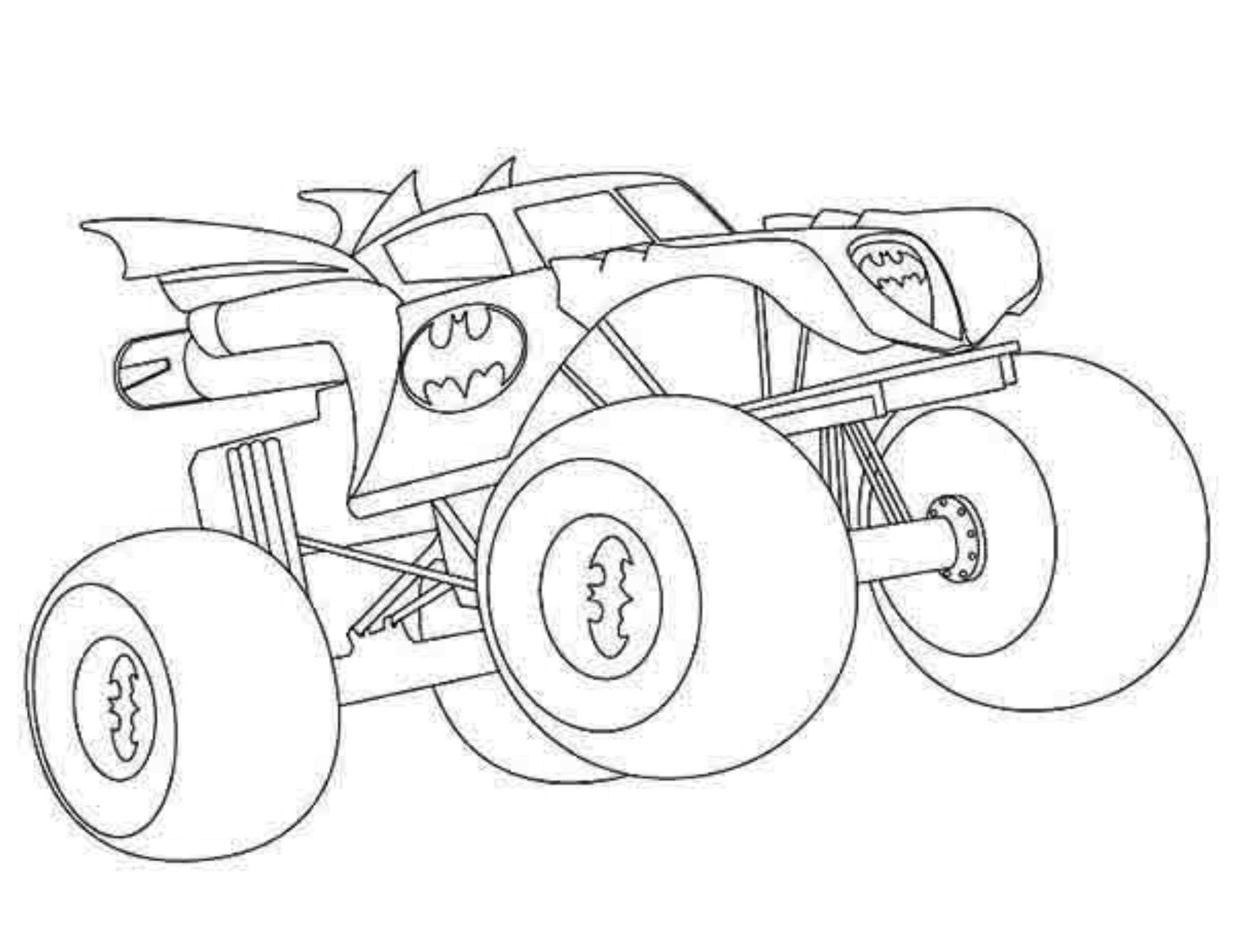 monster truck coloring pages for kids monster truck coloring pages kids for pages coloring truck monster