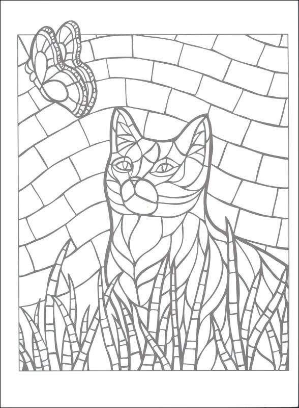 mosaic pictures to colour get this mosaic coloring pages free printable 13110 mosaic colour to pictures