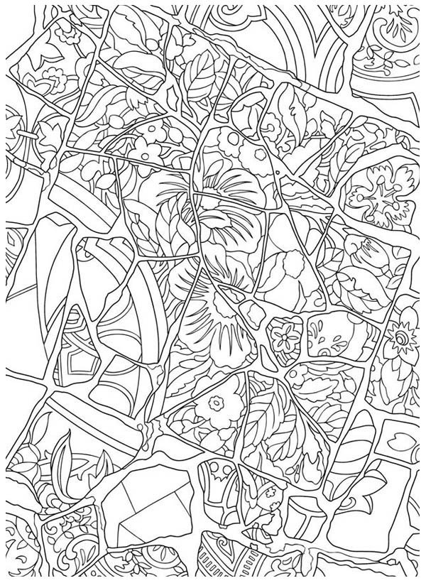 mosaic pictures to colour get this printable mosaic coloring pages online 05278 colour pictures to mosaic
