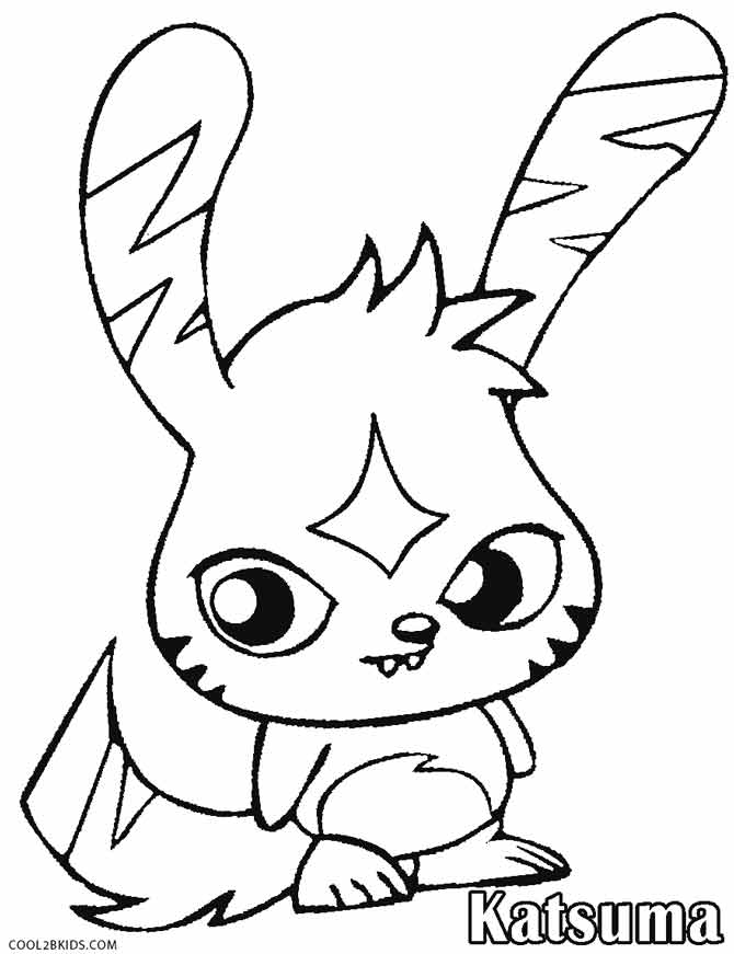 moshi monster coloring pages moshi monster zommer coloring pages color luna moshi coloring monster pages