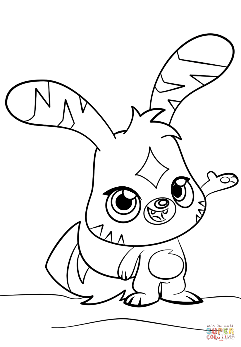 moshi monster coloring pages moshi monsters coloring pages free coloring pages free pages coloring monster moshi