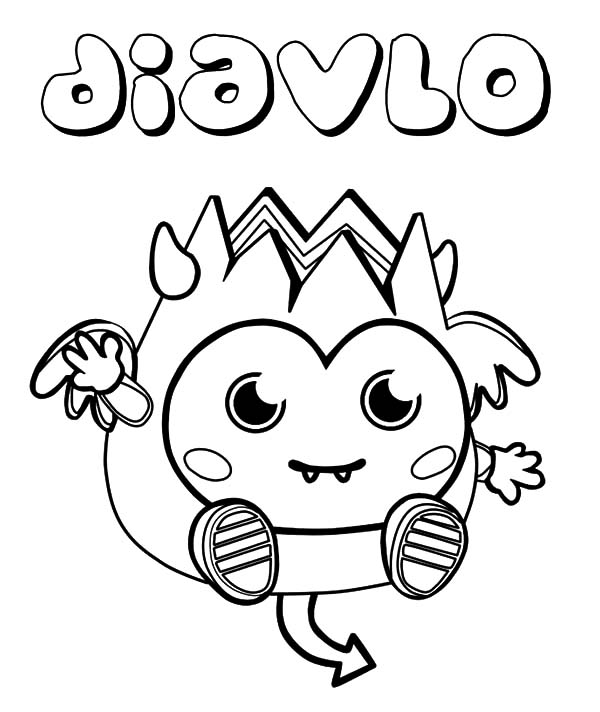 moshi monster coloring pages moshi monsters pooky coloring page free printable coloring pages moshi monster