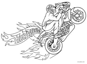 motorbike pitchers free printable motorcycle coloring pages for kids pitchers motorbike