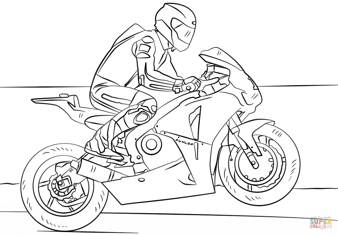 motorbike pitchers motorcycle outline drawing at getdrawings free download motorbike pitchers