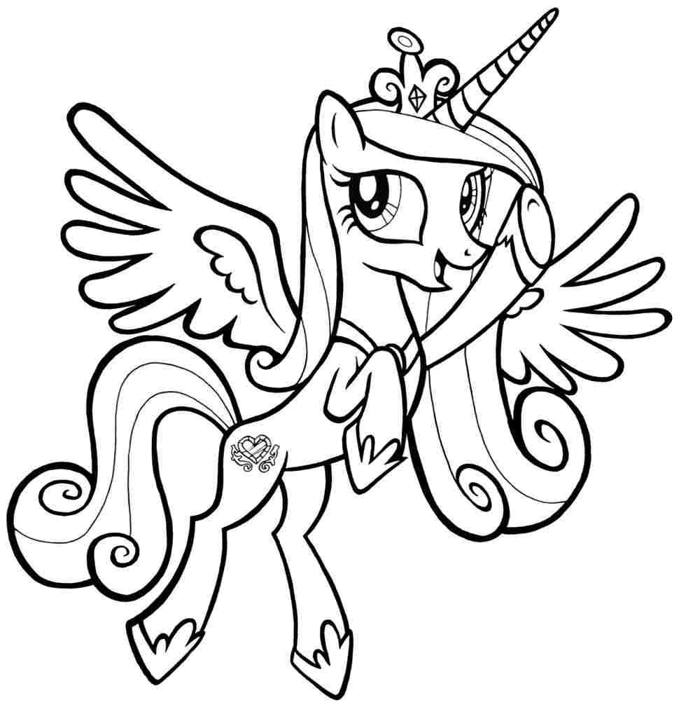 my little pony coloring pages princess cadence free printable my little pony coloring pages for kids my princess coloring cadence pony my pages little