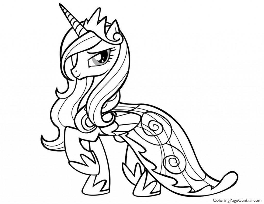 my little pony coloring pages princess cadence my little pony coloring pages princess cadence coloring home pages princess little pony coloring my cadence