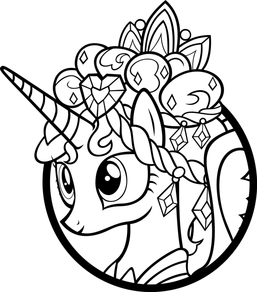 my little pony coloring pages princess cadence princess cadence coloring game coloring pages little cadence princess pages pony my coloring