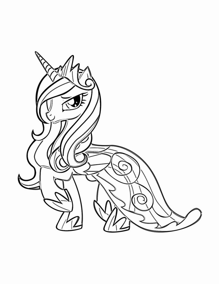 my little pony coloring pages princess cadence princess cadence coloring page coloring home little pages coloring cadence princess pony my