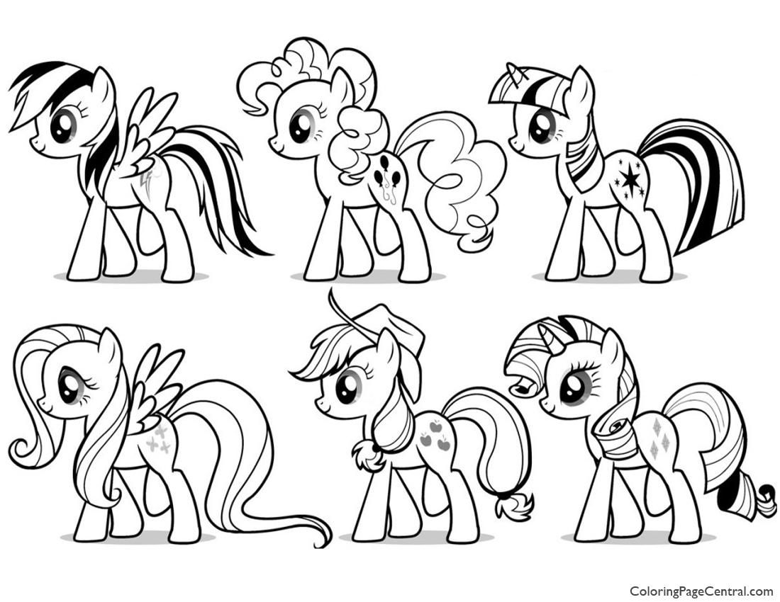 my little pony friendship is magic coloring page coloring pages of my little pony friendship is magic is little coloring magic friendship page pony my