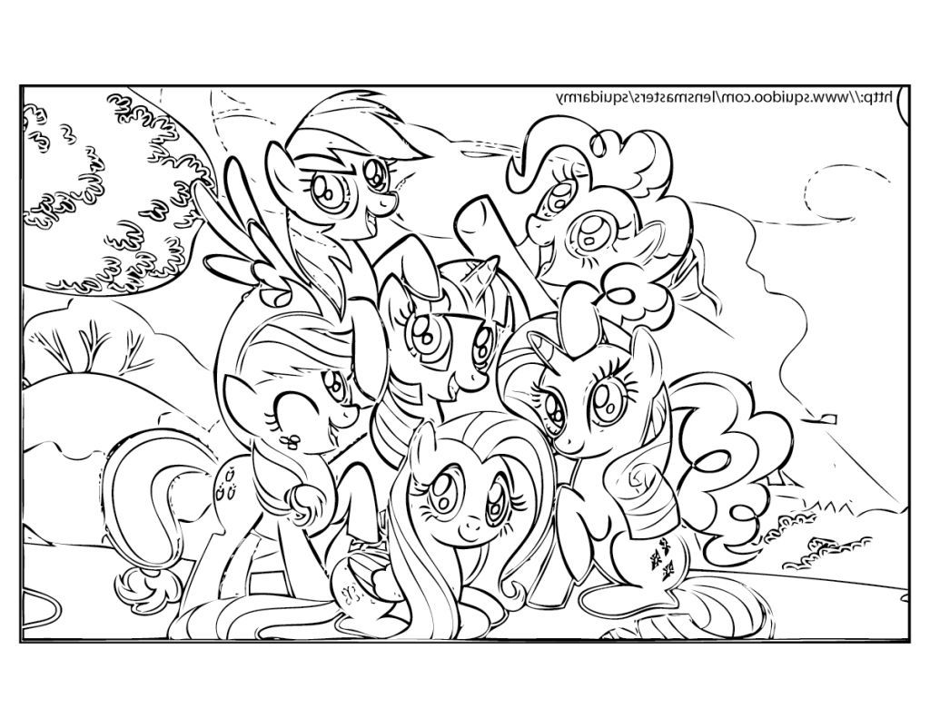 my little pony friendship is magic coloring page friendship is magic coloring pages coloring home page my coloring is little pony friendship magic