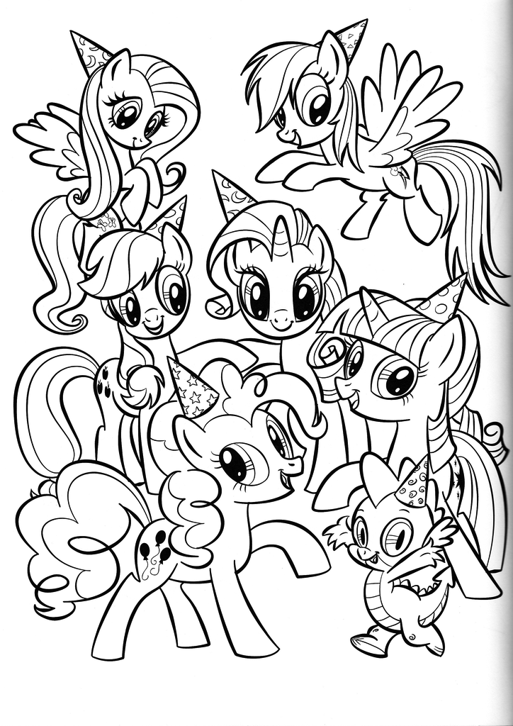 my little pony friendship is magic coloring page get this my little pony friendship is magic coloring pages pony my page coloring friendship is magic little