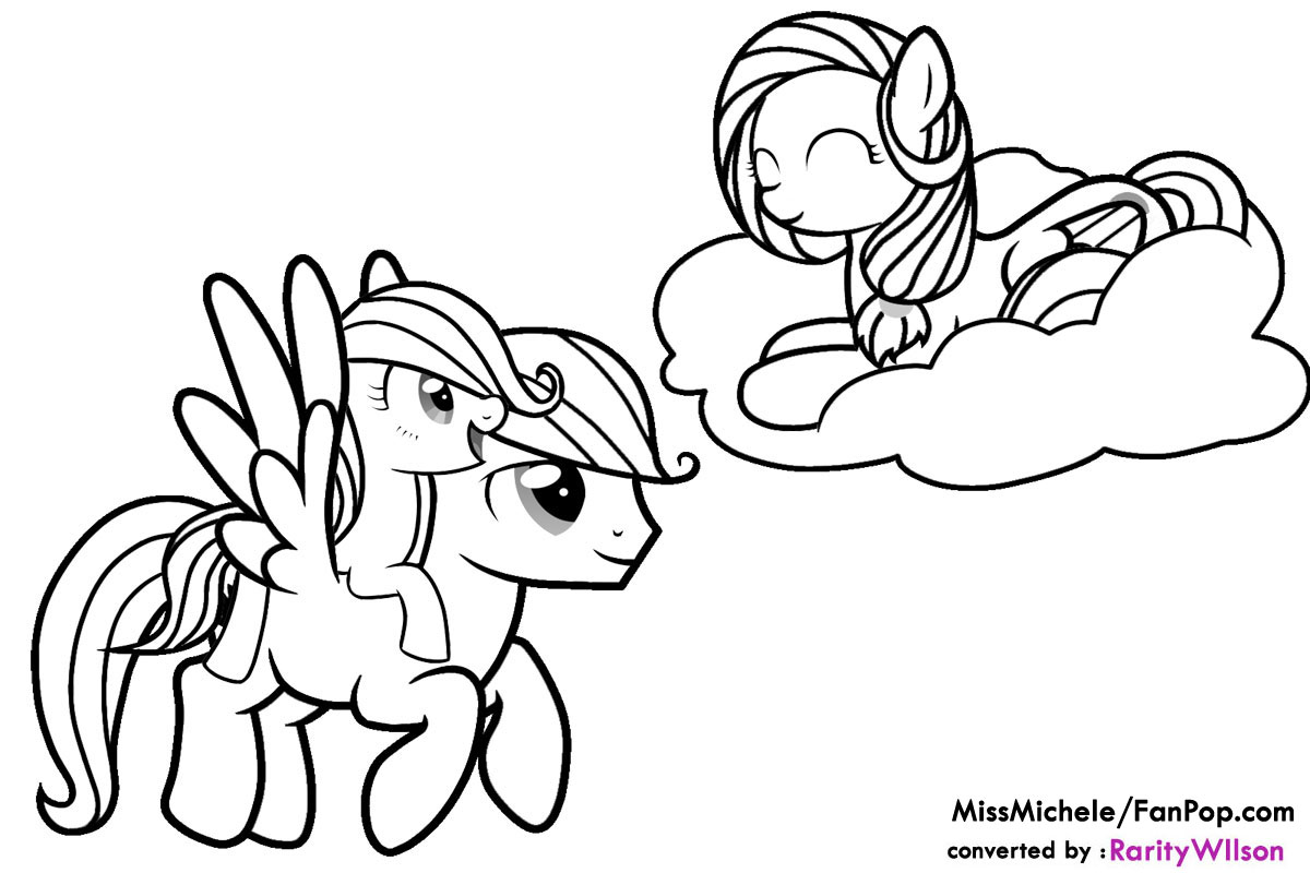 my little pony friendship is magic coloring page made up mlp ponies coloring pages coloring pages friendship pony page little magic is coloring my