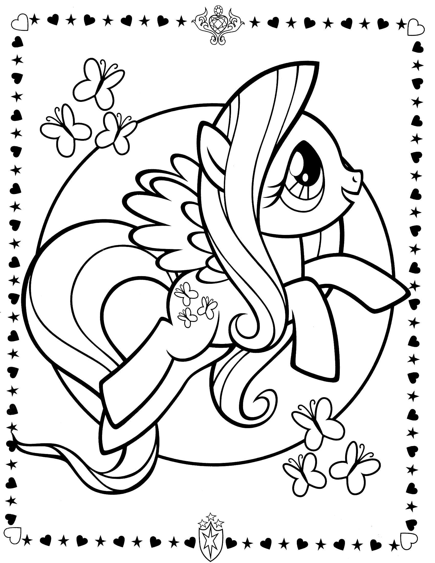 my little pony friendship is magic colouring pages my little pony colouring sheets fluttershy my little is little pony pages friendship colouring my magic
