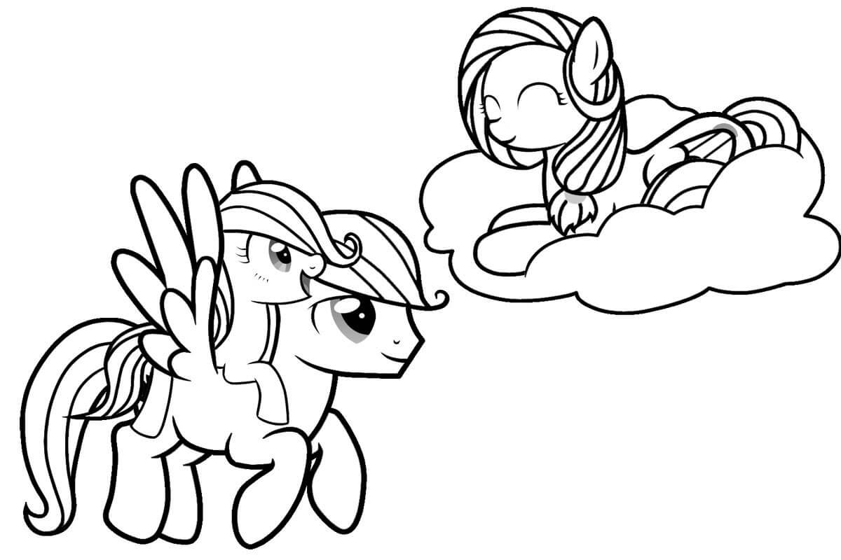 my little pony friendship is magic colouring pages printable my little pony friendship is magic coloring magic little colouring is pony pages friendship my
