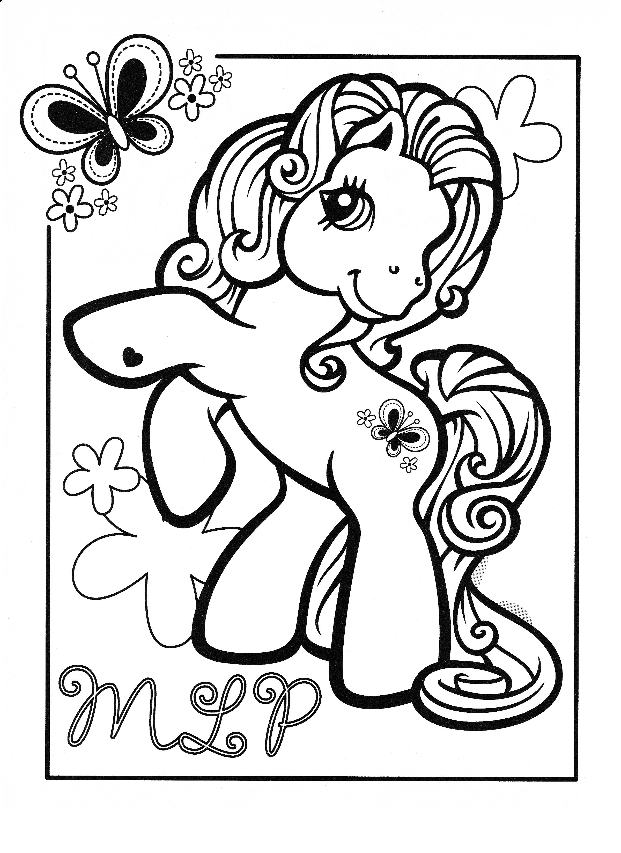 my little pony pictures free printable my little pony coloring pages for kids little my pictures pony