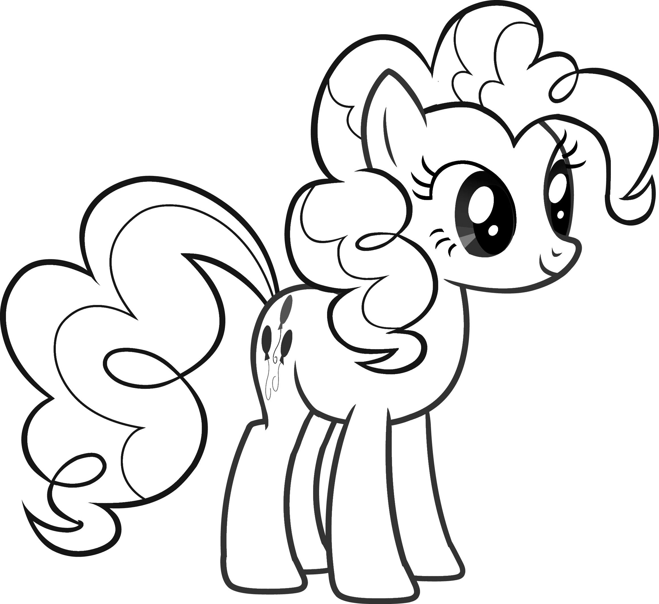 my little pony template my little pony drawing template at getdrawings free download pony my template little