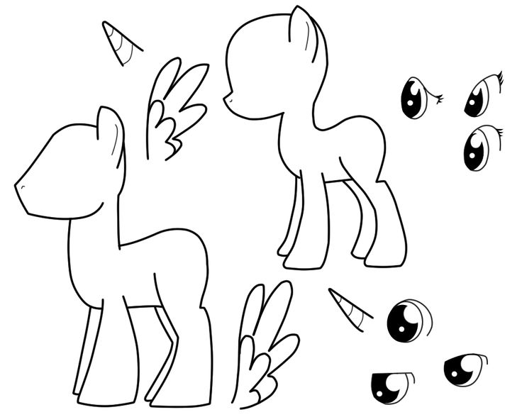 my little pony template pony template merrychristmaswishesinfo template pony my little