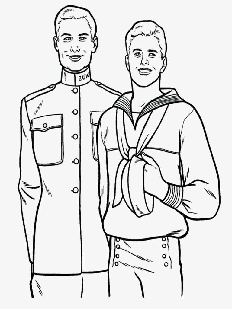 navy sailor coloring pages navy officer coloring pages coloring home sailor coloring pages navy