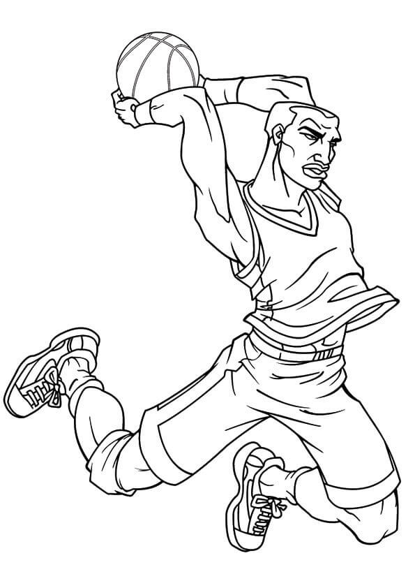 nba basketball coloring pages drawings of basketball clipartsco nba pages basketball coloring