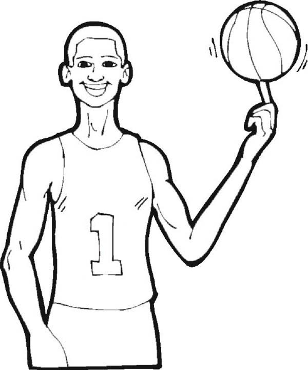 nba basketball coloring pages the tallest nba player coloring page color luna pages nba basketball coloring