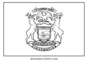 new jersey state seal coloring page new jersey drawing at getdrawings free download seal state jersey new page coloring