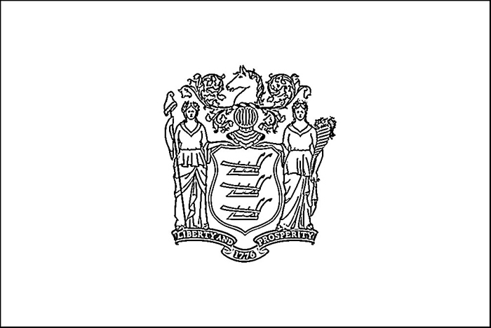 new jersey state seal coloring page nj legislature39s kid39s page seal jersey page coloring new state