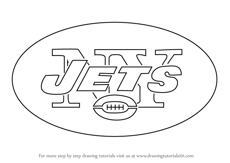 new york jets coloring pages nfl coloring pages jets coloring pages york new