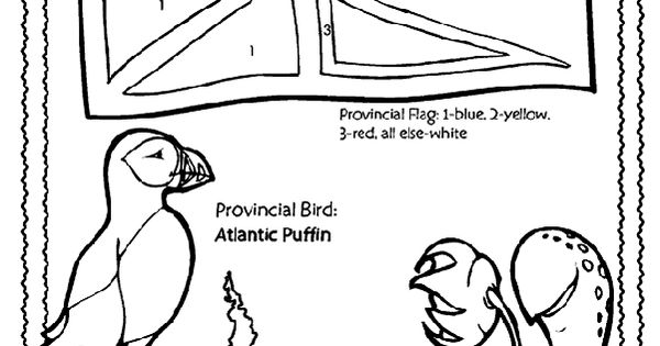 newfoundland flag coloring page canadian province newfoundland and labrador coloring newfoundland coloring flag page