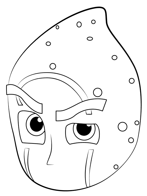 ninja mask coloring pages night ninja pj masks coloring sheet coloring pages mask coloring pages ninja