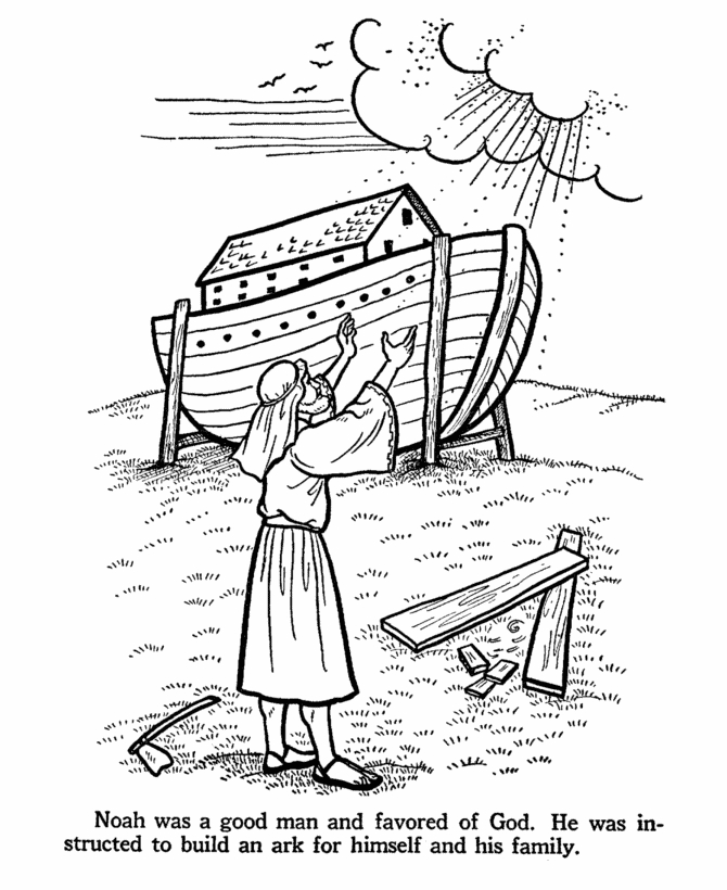 noahs ark pictures to colour noahs ark printable coloring pages at getcoloringscom to pictures noahs colour ark