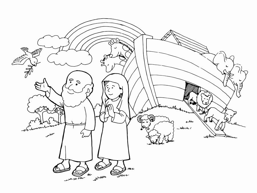 noahs ark pictures to colour noahs ark rainbow coloring page learning how to read colour noahs pictures ark to