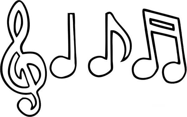 note coloring free printable music note coloring pages for kids coloring note