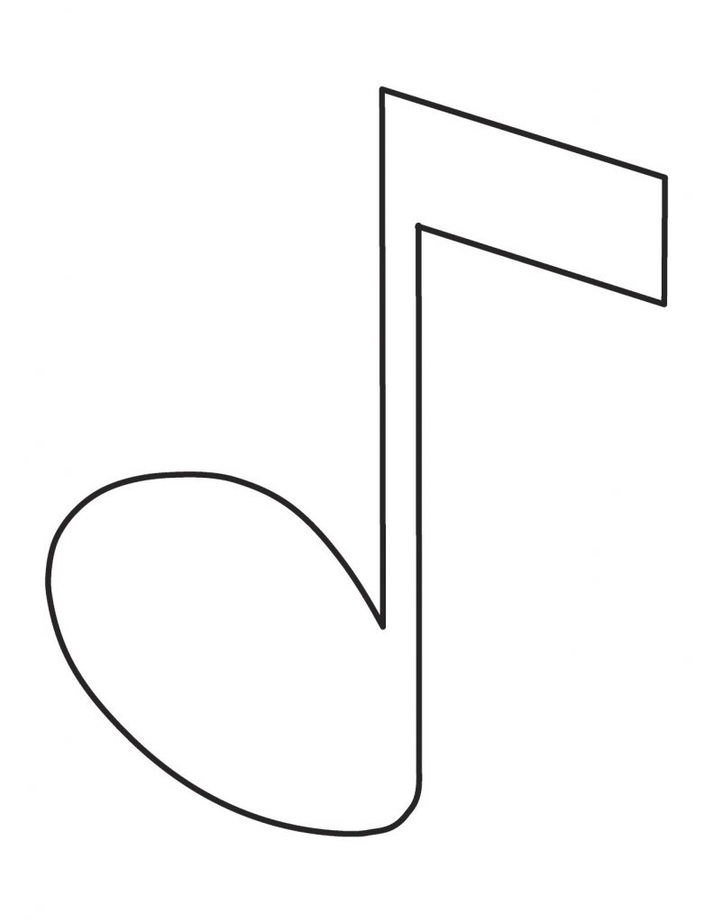 note coloring music note treble coloring pages music coloring book coloring note