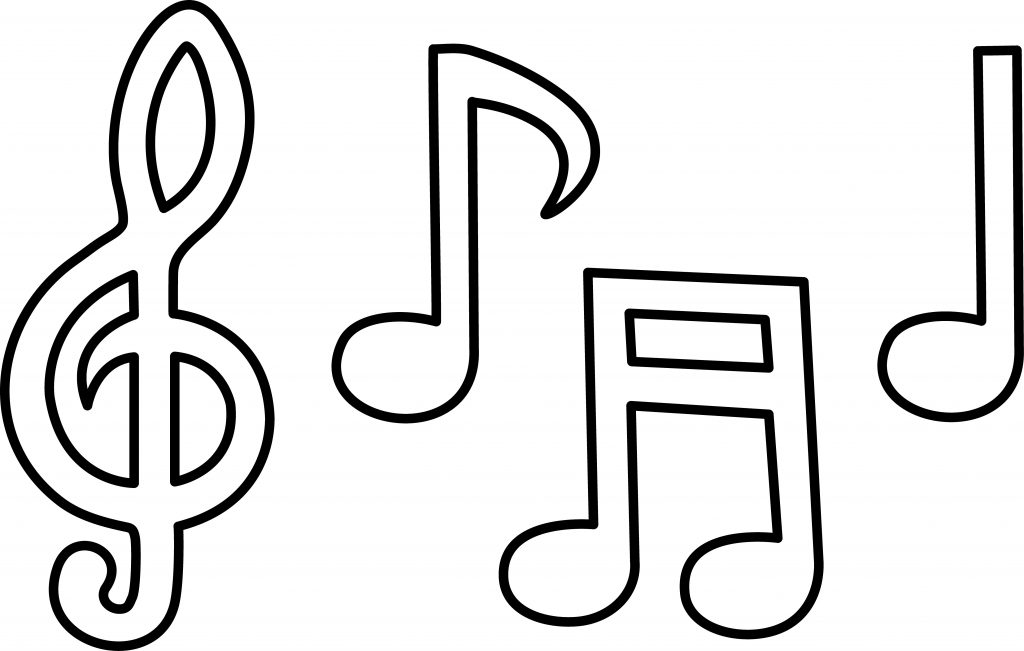 note coloring treble clef is music note coloring page color luna coloring note