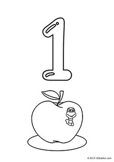 number 1 coloring page number one coloring page coloring pages super coloring number coloring page 1