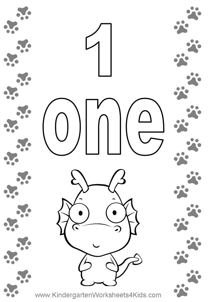 number 1 coloring page printable number 1 one coloring page pdf for kids coloring 1 number page