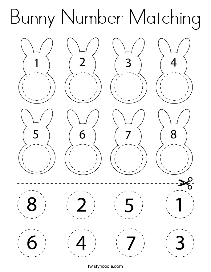 number matching coloring pages candy corn number matching coloring page twisty noodle matching number coloring pages