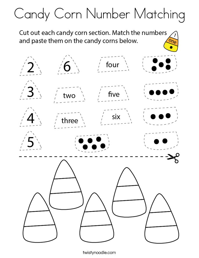number matching coloring pages ice cream number matching coloring page d39nealian pages number coloring matching